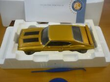 A Franklin mint scale model of a 1970 Oldsmobile 442, Boxed, paperwork
