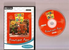 BILL & BEN FLOWERPOT FUN! CHILDRENS SOFTWARE/GAMES FROM THE BBC FOR THE PC!!
