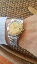 Rare NOS Omega Seamaster De Ville automatic, genuine vintage watch 60's