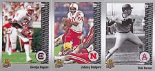 2014 Upper Deck George Rogers /250 25th Anniversary SILVER Parallel
