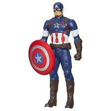 Marvel Avengers: Infinity War Titan Hero Power Captain America figure toy 30cm