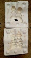 ceramic mold, Small pilgrams