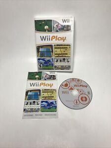 Wii Play (Nintendo Wii, 2007)