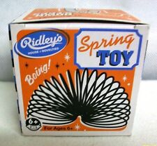 #CS-RD WILD & WOLF RIDLEY'S HOUSE OF NOVELTIES SPRING TOY SLINKY in VINTAGE BOX