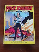 Fumetto originale Nick Raider numero. 1