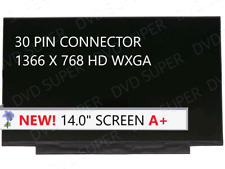 "Lenovo Ideapad Slim 1-14Ast-05 Type 81Vs Lcd Led Screen 14"" Hd Wxga Panel New"