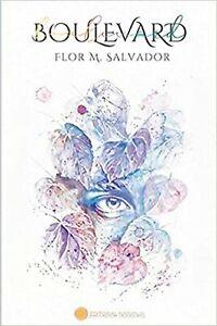 Boulevard (Spanish Edition) by Flor M. Salvador Paperback  Libros en español NEW