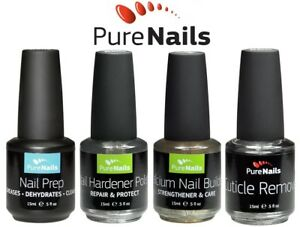 Pure Nails Pro SPA Nail Care Hardener Calcium Cuticle remover, Germany EU seller