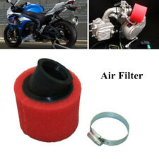 35mm Motorcycle Sponge Foam Air Filter Cleaner Bent Neck For 50 70 90 110CC Type