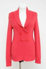 WOMENS TED BAKER JUMPER ANGORA BLEND PINK SWEATER SIZE M MEDIUM EXCELLENT