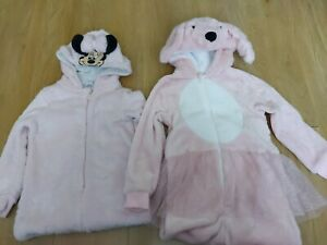 Girls onesie all in one age 5-6 (not Gerber)