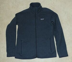 Patagonia Better Sweater Womens Fleece Jacket Size S