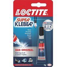 Loctite Universal Superkleber LTK1C, 3 g Kleber, Sekundenkleber, Sofortkleber