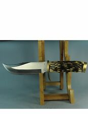 """SCHRADE #SCH171UH  9-7/8"""" UNCLE HENRY PRO HUNTER FIXED BLADE KNIFE"""