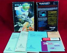 Apple 2: Star Fleet I: The War Begins!  - Interstel 1986