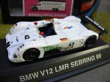 1/43 Jadi BMW V12 LMR Sebring 99 Becks #42 90013