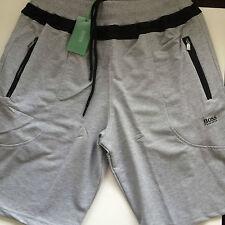 HUGO BOSS Cotton Patternless Shorts for Men
