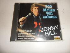 CD  500 Meilen von zuhaus  Jonny Hill