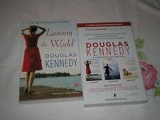 LEAVING THE WORLD by DOUGLAS KENNEDY     -ARC-  -JA-