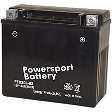 REPLACEMENT BATTERY FOR SKI-DOO GSX 600CC SNOWMOBILE FOR YEAR 2007 MODEL 12V