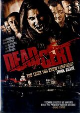 BRAND NEW DVD // DEAD CERT // VAMPIRES  // CRAIG FAIRBRASS, LISA McALLISTER,