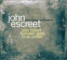 John Escreet - Escreet, John : Sound Shapes & Structures [New CD]