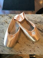 Women's Bloch Axiom Pointe Shoes (S0108L) Size 4.5 3X