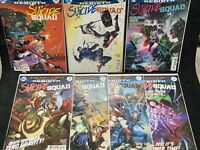 SUICIDE SQUAD REBIRTH LOT/ DC Comic/21 22 23 27 28 29 30/ Harley Quinn/ Batman