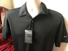NWOT NIKE SPHERE DRI FIT TOUR POLO SHORT SLEEVED GOLF SHIRT  SIZE S $69