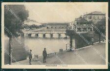 Verona Lago di Garda Peschiera cartolina QK7437