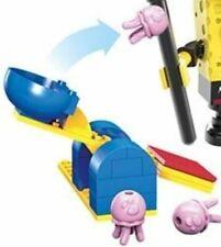 Toys R Us Exclusive Mega Bloks Spongebob Squarepants Jellyfish Launcher set new