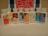 BATH AND BODY WORKS TRAVEL SIZE BODY LOTION 3 FL OZ/88ML FREE SHIPPING