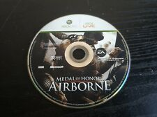 *Disc Only* Medal of Honor Airborne Xbox 360 Video Game PAL
