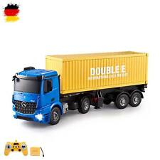 RC ferngesteuerter Mercedes-Benz Arocs LKW mit Container, Truck, Licht, Sound