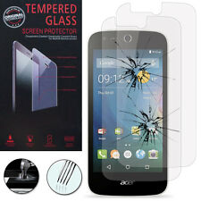 2X Safety Glass for Acer Liquid Z320/Z330 Genuine Glass Screen Protector