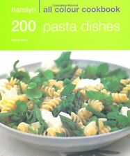 Hamlyn All Colour Cookbook 200 Pasta Dishes: Over 200 Delicious Recipes and Ide