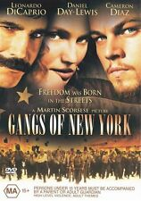 Gangs Of New York (DVD, 2005)