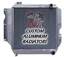 """Aluminum"" Jeep Wrangler Radiator LS1 V8 conversion"