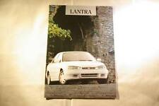 FOLDER BROCHURE HYUNDAI LANTRA DUTCH