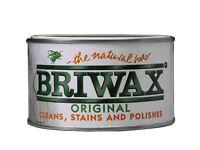 Briwax BRWWPSM400 Wax Polish Spanish Mahogany 400g