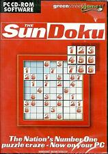 THE SUN DOKU - THE NATION'S NUMBER ONE PUZZLE - NEW GAME DVD - FREE UK POST