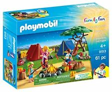 Playmobil - Cranbury PLAYMOBIL Camp Site W/ Fire