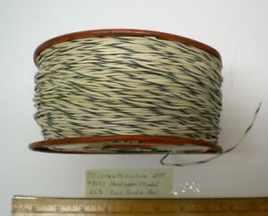 950 ft. PVC Wire, 22 AWG, BELDEN #8503, Tin Plate, Lot 55, USA