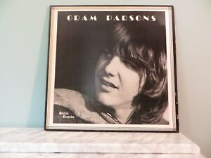 Gram Parsons - Gram Parsons - 1979 - Shiloh SLP 4088Vinyl LP Album EX/EX!!!