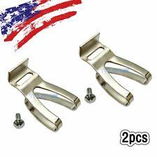 2x For Makita 324705-1 Belt Clip Belt Hook Btd141 Bhp 454 Lxt Drills With Screw