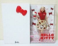 F/S Hello Kitty × Barbie Limited 1,000 Doll Kitty Figure SANRIO Collaboration