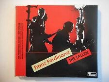 FRANZ FERDINAND : THE FALLEN ♦ CD SINGLE PORT GRATUIT ♦