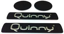 Quinny Speedi Logo Aufkleber / sticker set Ersatzteil Nr. 97780028