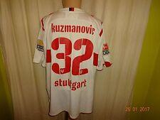 "VfB Stuttgart Original Puma Heim Trikot 2009/10 ""EnBW"" + Nr.32 Kuzmanovic Gr.XXL"
