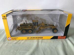 Norscot Cat 24H Motor Grader 1:50 scale Cat 55133